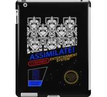 NINTENDO: NES ASSIMILATE! iPad Case/Skin