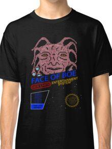 NINTENDO: NES Face Of Boe Classic T-Shirt