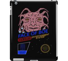 NINTENDO: NES Face Of Boe iPad Case/Skin