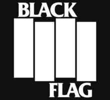Black Flag T by ghostmeat