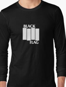 Black Flag T Long Sleeve T-Shirt