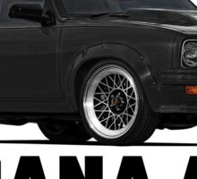 Holden Torana - A9X Hatchback - Black Sticker
