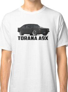 Holden Torana - A9X Hatchback - Black Classic T-Shirt