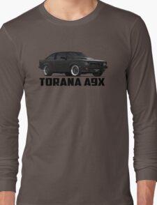 Holden Torana - A9X Hatchback - Black Long Sleeve T-Shirt