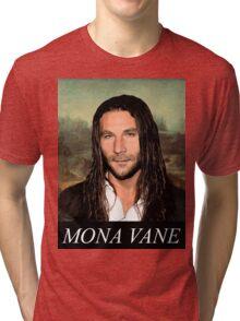Mona Vane Tri-blend T-Shirt