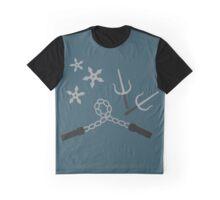 ninja weapon Graphic T-Shirt
