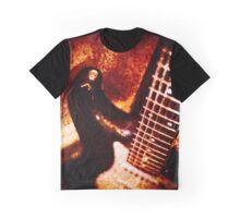 Grunge strat Graphic T-Shirt