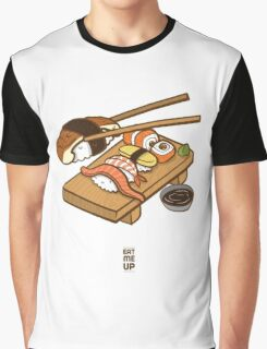 Eat Me Up : Sushi Graphic T-Shirt