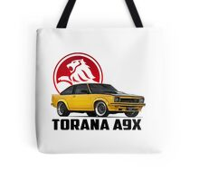 Holden Torana - A9X Hatchback - Yellow 2 Tote Bag