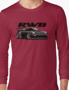 RWB (black) Long Sleeve T-Shirt