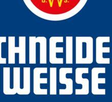 Schneider Weisse Sticker