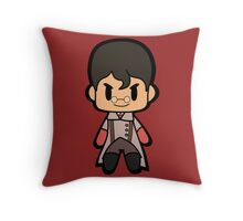 Chibi Medic Throw Pillow