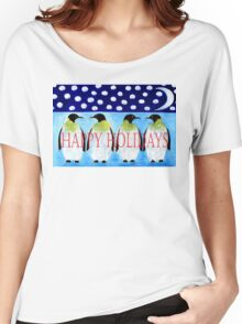 HAPPY HOLIDAYS 13 Women's Relaxed Fit T-Shirt