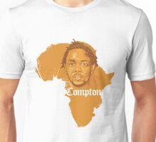 Kendrick Lamar Africa Compton  Unisex T-Shirt