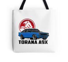 Holden Torana - A9X Hatchback - Blue 2 Tote Bag