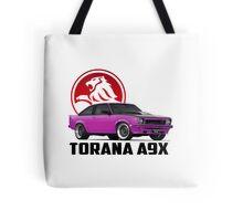 Holden Torana - A9X Hatchback - Pink 2 Tote Bag