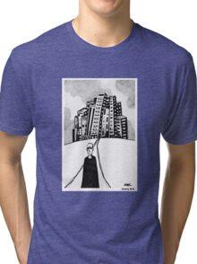 'Exiled' Tri-blend T-Shirt