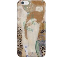 Klimt - Friends Water serpants.  Klimt . Woman , Portrait , Fashion  iPhone Case/Skin
