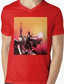 00G Sunshine Mens V-Neck T-Shirt