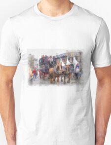 Sight Seeing - Antwerp Unisex T-Shirt
