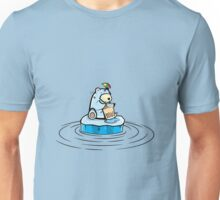Summer Polar Bear : Trendy Bubble Tea Unisex T-Shirt