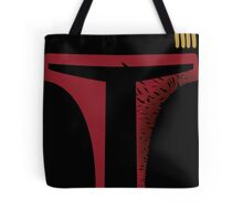 Star Wars - Destroyed Boba Fett Tote Bag