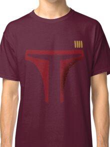 Star Wars - Destroyed Boba Fett Classic T-Shirt