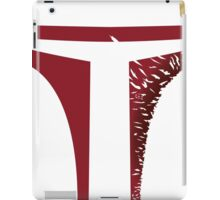 Star Wars - Destroyed Boba Fett iPad Case/Skin
