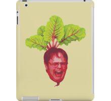 The Office: Dwight Schrute Beet iPad Case/Skin