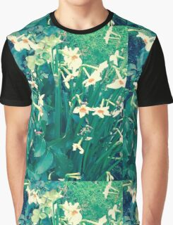 Biting Blooms Graphic T-Shirt