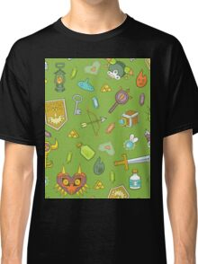Link's Inventory Classic T-Shirt