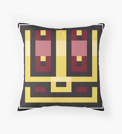 Zelda Chest Pillow Throw Pillow