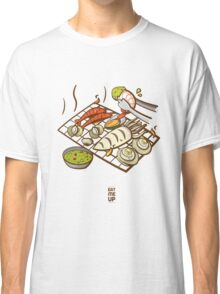 Eat Me Up : Seafood Classic T-Shirt