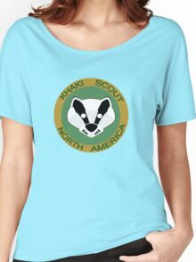 Join the KSNA - Badger Badge Women's Relaxed Fit T-Shirt