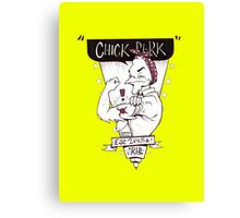 Chick Park Team Logo Canvas Print
