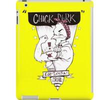 Chick Park Team Logo iPad Case/Skin