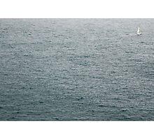 Lost sailor Photographic Print