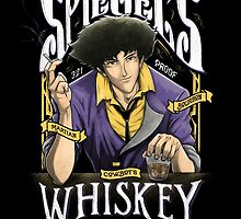 Spiegel's Cowboy Whiskey by barrettbiggers