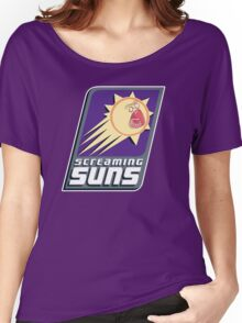 Screaming Suns Women's Relaxed Fit T-Shirt