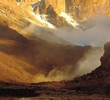 Mount Kilimanjaro by TAShaw