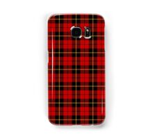 Clan Wallace Tartan Samsung Galaxy Case/Skin