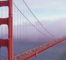 Golden Gate Bridge by TAShaw