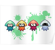 One of these things is not like the other SPLAT Poster