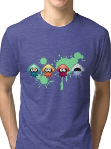 One of these things is not like the other SPLAT Tri-blend T-Shirt