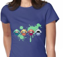 One of these things is not like the other SPLAT Womens Fitted T-Shirt