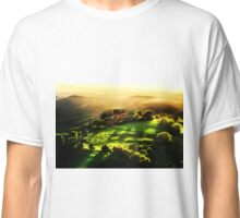French Countryside Classic T-Shirt