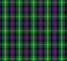 Clan Sutherland Tartan by thecelticflame