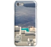 Staircase to the Caldera iPhone Case/Skin