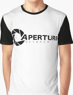 Portal Aperture Graphic T-Shirt