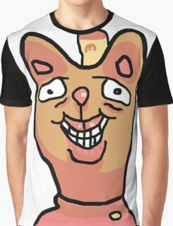 Angry BurgerPants (from Undertale) Graphic T-Shirt
